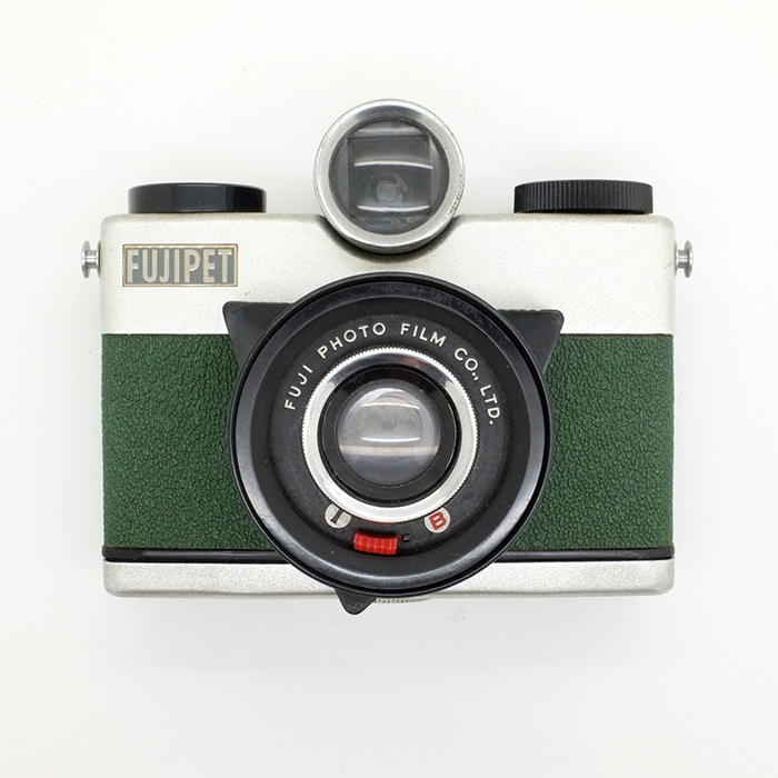 Fujipet (Thunderbird) – Green