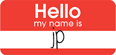 my name is jp